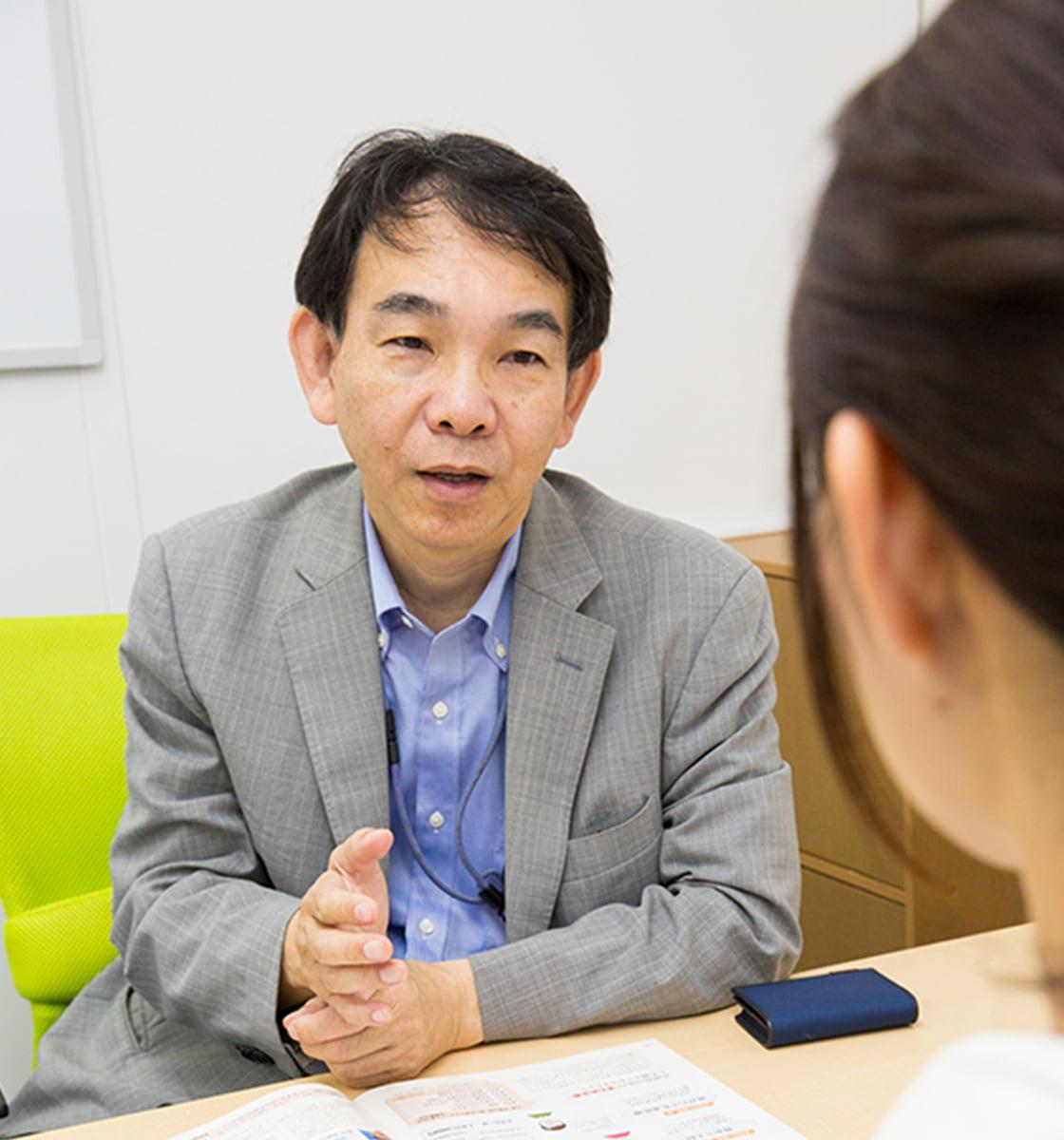代表取締役 増川昇